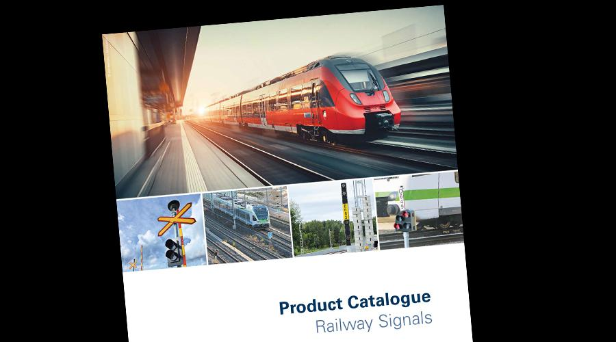 Railway Signals Catalogue 2017
